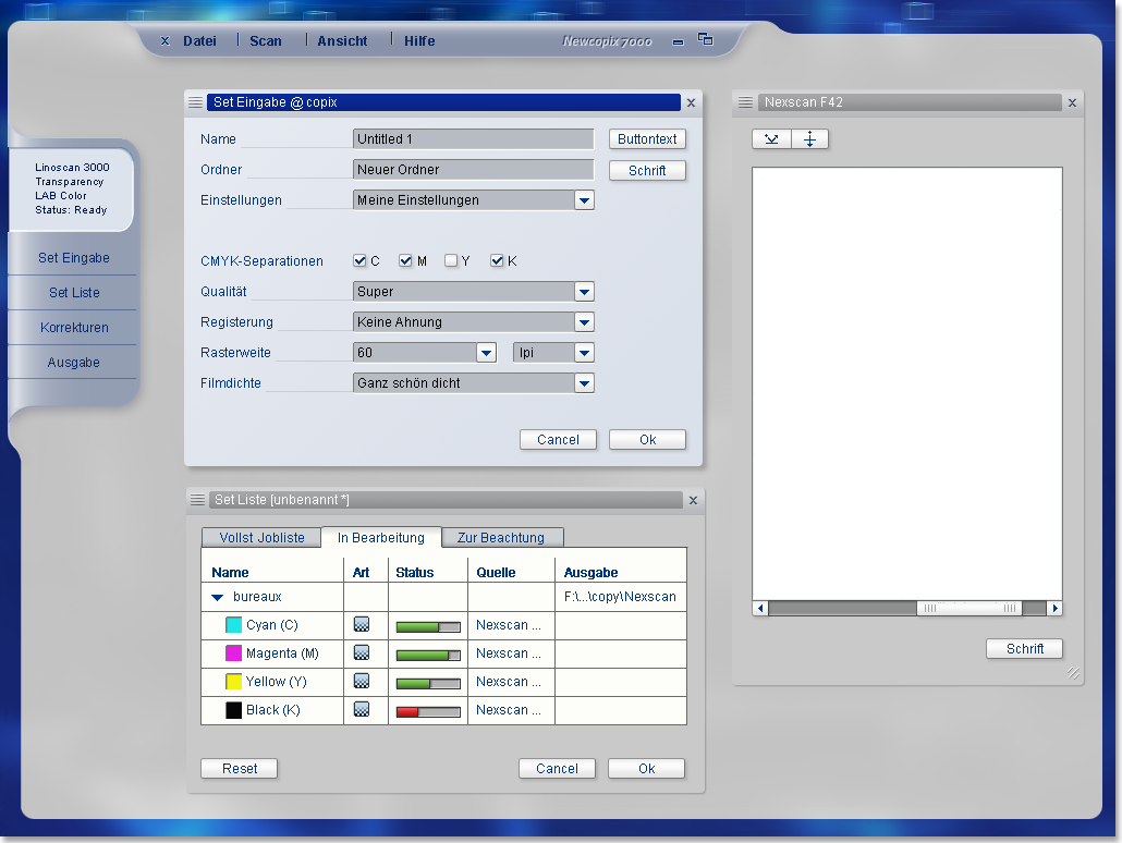 Software Interface For Heidelberg Druckmaschinen Tapa Creatives