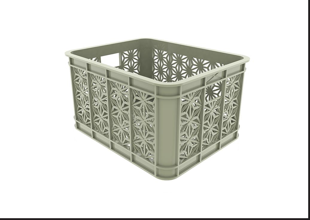 Liix Crate Asa Turtle Green
