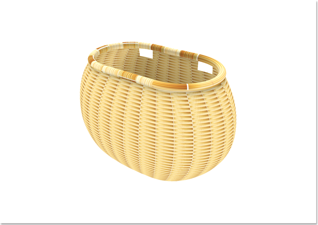 Liix Wicker Basket Type C